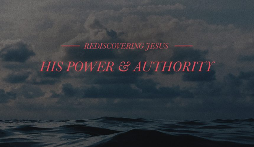 His Power and Authority | Jeff Benson