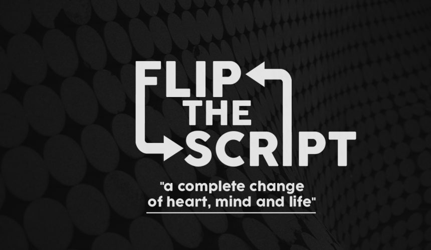 Flip the Script | Jeff Benson