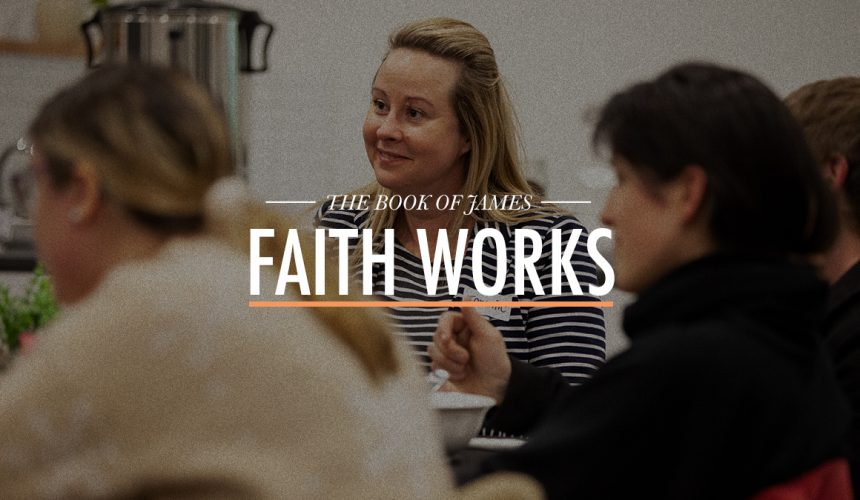 Faith Works | Matthew Jacoby