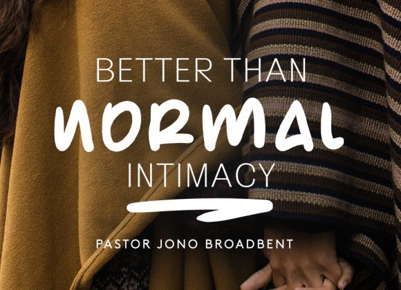 Better Than Normal – Intimacy