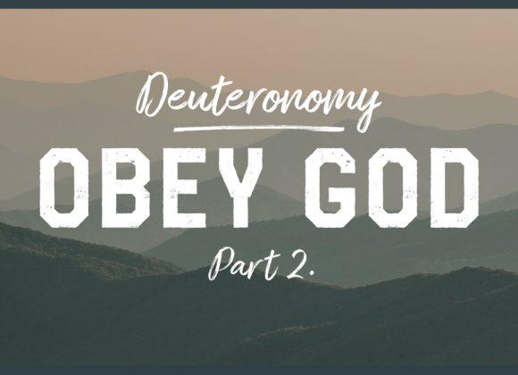 Only God | Obey God