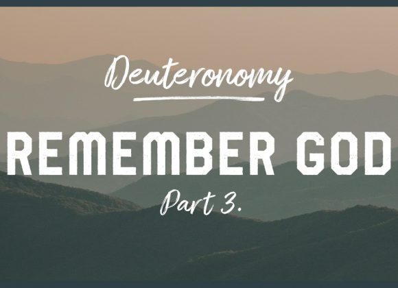 Remember God | Steve Sim
