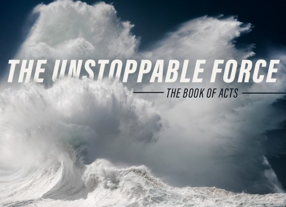 The Unstoppable Force: Fighting God | Matthew Jacoby