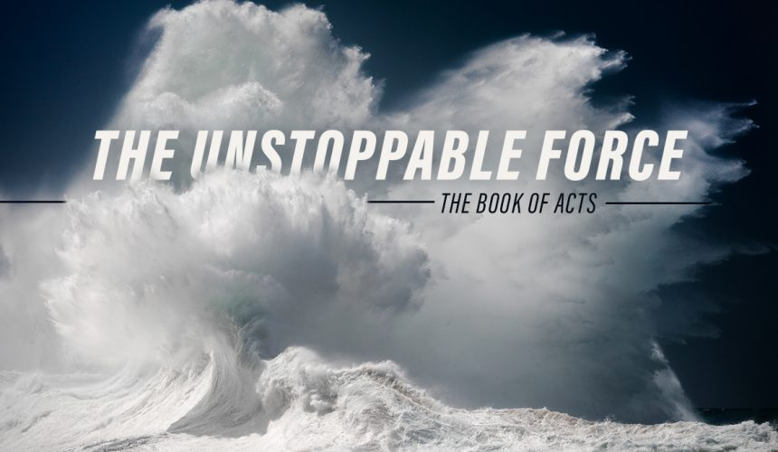 The Unstoppable Force: The Spirit's Flow Part 2 | Matthew Jacoby