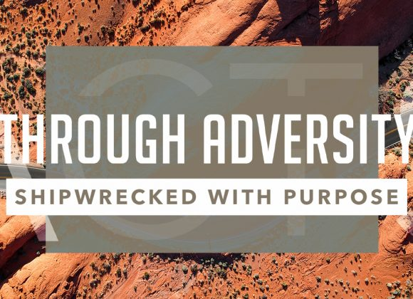 Shipwrecked with Purpose | Boaz Ang