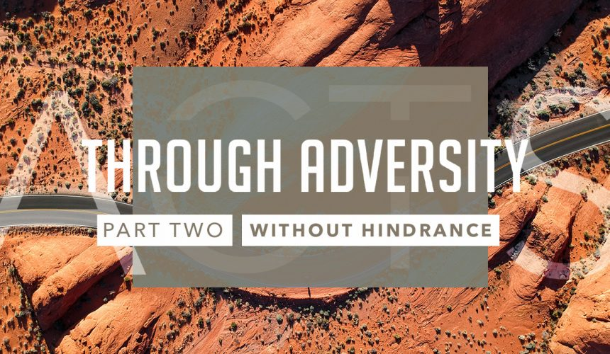 Without Hindrance | Matthew Jacoby