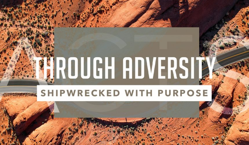 Shipwrecked with Purpose   Boaz Ang